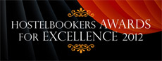 Hostelbookers Awards for Excellence 2012