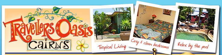 Travellers Oasis Cairns